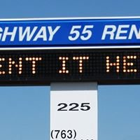 HIGHWAY 55 RENTAL