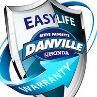 Steve Padgett's Danville Honda