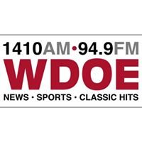 WDOE 1410AM and 94.9FM