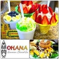 OHANA Hawaiian Shaved Ice