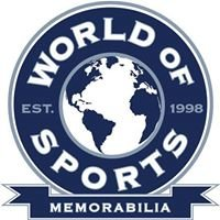 World Of Sports Memorabilia LLC.