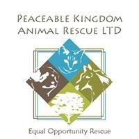 Peaceable Kingdom Animal Rescue NY