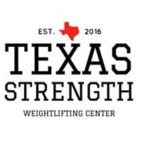 Texas Strength Weightlifting Center
