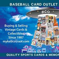Baseball Card Outlet