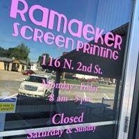 Ramaeker Screen Printing