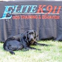 Elite K911 Dog Training & Behavior