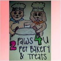 2 Paws 4 U Pet Bakery and Treats
