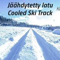Jäähdytetty Latu/Cooled Ski Track - Kontiolahti, Finland