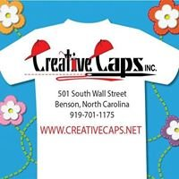 CREATIVE CAPS, INC.