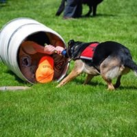 May 19, 2018 - Canine Carnival Event at the Wildlife Science Center