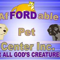 AfFORDable Pet Center, Inc.