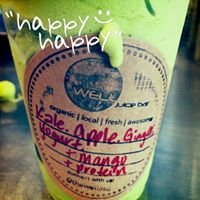 The WELL juice bar