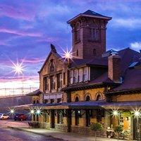 Lackawanna Train Station