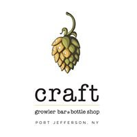 Craft Growler Bar & Bottle Shop