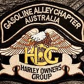 Gasoline Alley Harley Owners Group
