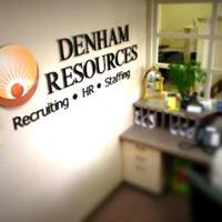 Denham Resources - Recruiting -  HR - Staffing