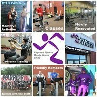 Anytime Fitness Maple Grove