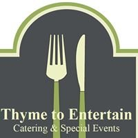 Thyme to Entertain Catering & Special Events