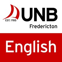 UNB Department of English