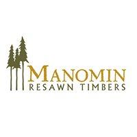 Manomin Resawn Timbers