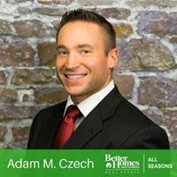 Adam M. Czech: Better Homes & Gardens Real Estate - All Seasons