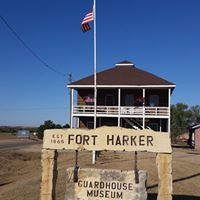 Fort Harker Guardhouse Museum