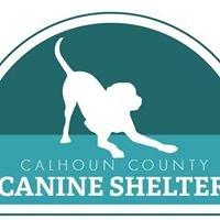 Calhoun County Canine Shelter
