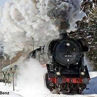 Bayerisches Eisenbahnmuseum e.V. Nördlingen