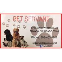 Pet Servant