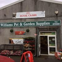 Williams pet and garden supplies