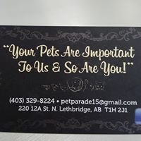 Pet Parade Lethbridge