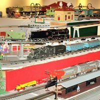 Lionel Train Display at The Reading Railroad Heritage Museum