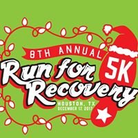 Houston Run For Recovery
