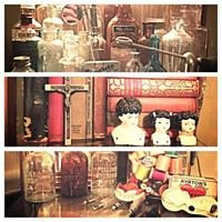 The Printer's Cabinet & Curiosities