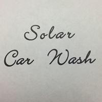 Solar Car Wash