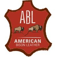 American Bison Leather