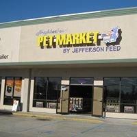 Neighborhood Pet Market Baton Rouge by Jefferson Feed