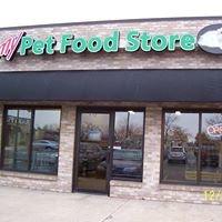 My Pet Food Store