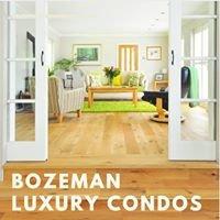 Bozeman Luxury Condos