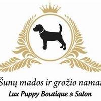 Lux Puppy Boutique & Salon