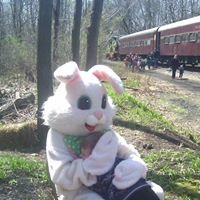 The Easter Bunny Train Ride and Egg Hunt