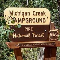 Michigan Creek Campground