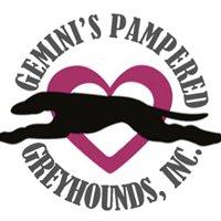 Gemini's Pampered Greyhounds Adoption Group