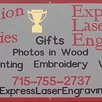 Motion Trophies/Express Laser Engraving