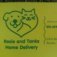 Rosie and Tanks Home Delivery