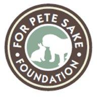 For Pete Sake Foundation
