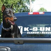 Pulaski County ESDA K9 Search & Rescue