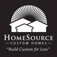 Home Source Custom Homes