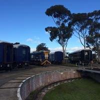 Steamrail Dimboola