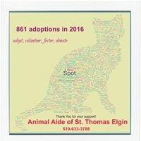 Animal Aide of St. Thomas-Elgin